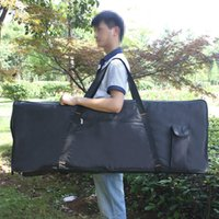 Wholesale High Quality Portable Key Keyboard Electric Piano Padded Case Gig Bag Oxford Cloth Solid Construction order lt no track
