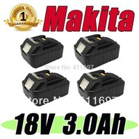 Wholesale Packs x New Makita V Compact Lithium Ion Battery BL1830 for Cordless drill order lt no track