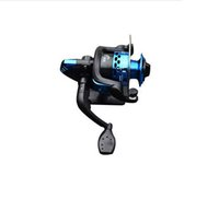 Wholesale fishing reel small reel front drag spinning reel BB fly fishing pesca reel Sea Beach Fishing Reels Line Roller JL200