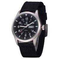 Wholesale BESTDON BD5507G Men s Fashionable Waterproof Quartz Wrist Watch Black Silver
