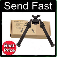 Wholesale 2017 New BT10 LW17 V8 Atlas degrees Adjustable Precision Bipod QD Mount For Rifle Hunting Mount