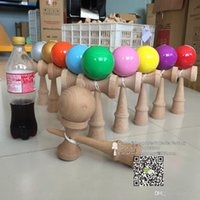 Wholesale kendama jumbo cm glassy King sword skill ball wooden toys for children educational toys fun adult professional Boutique