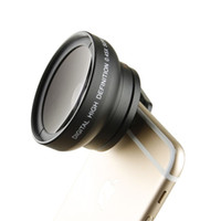 thc phone - New Arrival Mobile Phone Lens For Samsung THC iPhone Smart mm X HD Pro Wide Angle Macro Camera lens