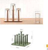 Wholesale Cup holders tumblers hold cup shelf cup frame easy life