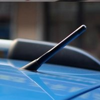 Wholesale Delicate Black Fiber Carbon Short Antenna Radio Car Aerial Antenna For Cars Hot Selling New