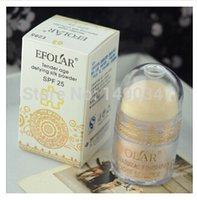 accord powder - According Fulla EFOLAR soft silk matte repair loose powder mushroom powder oil control sunscreen dingzhuang