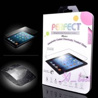 Wholesale For iPad mini air Tempered Glass Screen Protector Film Guard For iPad mini3 air2 Glass Screen