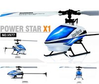 Wholesale WLtoys V977 Brushless CH RC Helicopter WLtoys V977 G D Flybarless Brushless Helicopter build in A xis Gyro