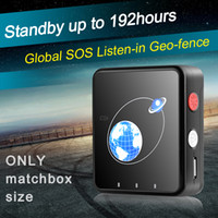 Wholesale Hot in Russia Smallest GPS Tracker Remote Voice Monitor with Long Standby up to Days MP80