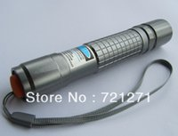Cheap 1000mW 405nm high powered focusable violet blue laser pointer  UV Purple laser torch Burn Matches