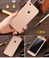 apple envelope - iphone6 phone shell degree envelope iphone6plus mobile phone sets Apple s ultra thin protective shell rose gold s