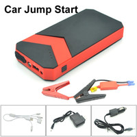 Wholesale 8000mAh Enough Portable Car Jump Starter Charger for Electronics Mobile Phone Diesel Vehicles L Auto Engine Emergency Battery
