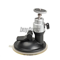 Wholesale Car Camera Dashboard Suction Cup Mount Tripod Holder Support New STL