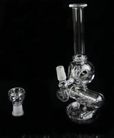 BONG! 2016new eau en verre fumant la pipe Percolateur Pipes Honeycomb disque Bong Assortiment de verre pipe à eau en verre hitman 2016new bong plate-forme pétrolière