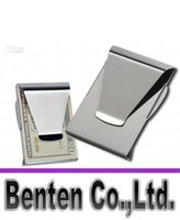 Wholesale LLFA7827 Money Clip Double Sided Wallet Card Holder Slim Clips Money Clips