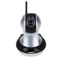 access web camera - FUJIKAM HD P IP Camera Webcam Surveillance Monitor Cloud Network Wireless Phone Access Pan Tilt IR CUT Webcam Web FI