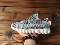 adidas originals - adidas Originals Kanye Milan West Yeezy Boost Classic Gray Black Men s Fashion Sneaker Shoes With Box Sports Shoes