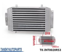 bmw parts - TANSKY High Quality FOR BMW MINI COOPER S R53 UPGRADE BOLT ON TOP MOUNT INTERCOOLER TK INT0020R53