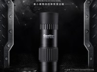 Wholesale QUALITY x21 Pocket Telescope Size Mini Portable Telescope New Arrival Monoculars Meters Effective BAK4 Prism Times