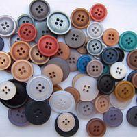 Wholesale DIY clothing accessories suit coat buttons Monopoly pattern four buttons