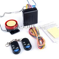 Wholesale car New Version Anti theft Security Alarm System Remote Control Engine Start V Motorcycle Bike SV002173