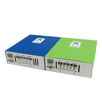Wholesale Ecnomical eSMART48V A MPPT solar charge controller with timer control solar light controller PV Regulator Gel Vented NiCd