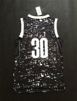 Wholesale 2015 Basketball Jerseys City Glow Edition Jersey Black Color Newest Jersey Size S XXL Stitched Mix Match Order