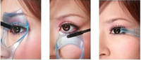 Wholesale Cosmetic skin care products tools stereo crystal IN eyelash card