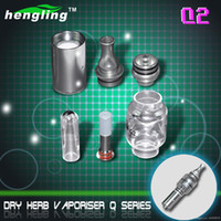 Cheap Innovative products of 2014 Latest Item dry herb water cigarette Q2 Tank vaporizer pen cloutank m3 kit shisha pen