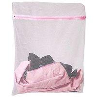 Wholesale Laundry bag Clothes Washing Machine Laundry Bra Aid Lingerie Mesh Net Wash Bag Pouch Basket S M L