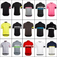 bicycle clothing brands - 15 colors Rapha short sleeve cycling jerseys summer cycling tops brand new bike clothing Breahable Riding Suit Compressed bicycle wear