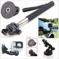 Wholesale 12 in Accessories Kit for Gopro Hero4 Black silver Edition hero3 hero3 hero2 Hero Camera