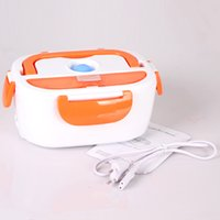Wholesale 2015 New Multi function electric portable plastic storage food container lunch box
