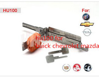 Wholesale high quality Smart HU100 for chevrolet buick opel with light lock pick and decoder