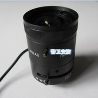 aperture definition - Monitor lens mm one million high definition camera lens C automatic aperture industrial manual zoom