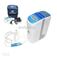 Wholesale Hot Sale CE and FDA Approved Oxygen Concentrator for Traveling and Household Use Homecare Wellness