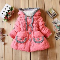 Cheap girls coat Best children clothing