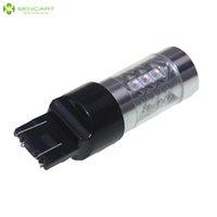 Wholesale Sencart T20 W21 W W3X16Q W Car Brake Light xCREE XP E LED LM K Reversing Lamp Turn Signal Light