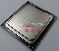 Wholesale X5650 GHZ six core thread