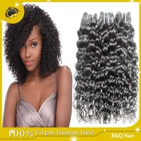 beauty products - BQ Products Peruvian Virgin Hair Weave Mix length bundles Kinky Curl human Hair Weft quot to quot beauty hair DHL