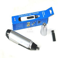Wholesale Hot Electric Nose Ear Face Hair Removal Trimmer Shaver Clipper Cleaner Remover Health Beauty
