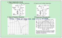 Wholesale Perferct R433 MHz M F RF SAW Filter SAW Resonator R433 K Freeshipping