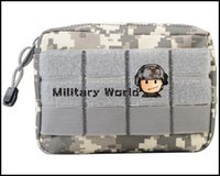 acu waist pack molle - bag pack Brand New Waist Packs Outdoor EDC Bag D Molle Utility EDC Accessory Drop Pouch Black Khaki ACU Olive Drab