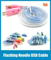 Cheap 3FT Micro USB Cable Best flat USB CHARGER Cable