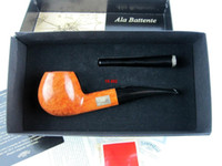 Cheap Senior smoking pipe off an essential wholesale high-grade imported briar pipe bend Doo consult in or out of stock