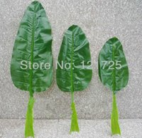 artificial banana plant - artificial banana leaves home decoration artificial silk flower artificial plants natural touch