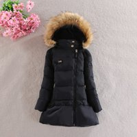 best winter coats for kids - Best Selling Girls Down Children Casual Solid Warm Coat Kids Winter Jackets Child Windproof Outerwear For Girl