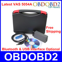 advance discount - Big Discount Advanced A Optional Bluetooth USB Interface VAS A With Multi Languages ODIS V2 Works On Windows7 XP