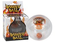 Wholesale new mini finger basketball shooting toy handheld shooting Pocket basketball ball toy with retail package
