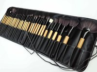 real techniques makeup brush - Professional Foundation Makeup Brush Set Cosmetic Real Techniques Brushes Kit Tool Roll Up Case